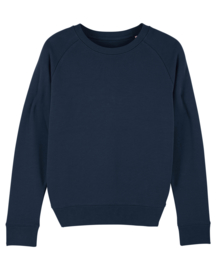 French Navy sweater for her