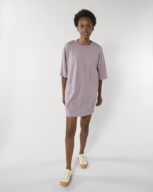 Lilac Petal T-shirtdress for her