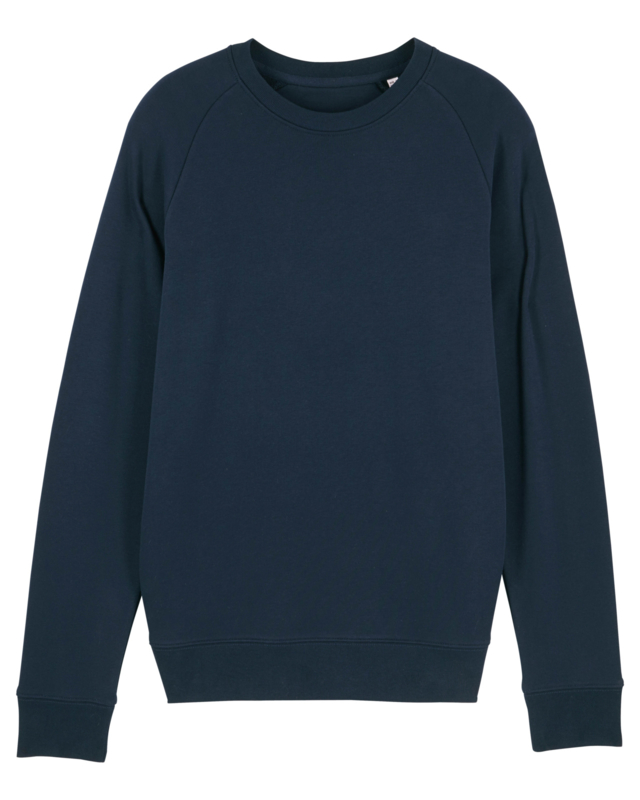 French navy sweater for him
