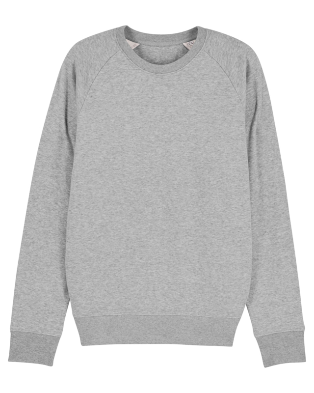 Heather Grey sweater for him