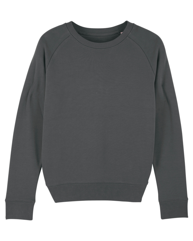 Anthracite sweater for her