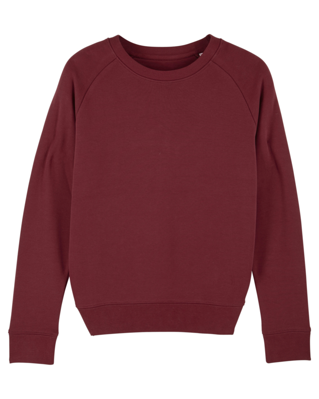 Burgundy sweater for her