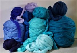 Merino lontwol, alle 61 kleuren, vanaf