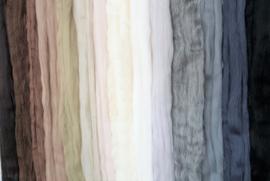 Zuid-Amerikaanse merino, assorti ½ meter, KEIGOED, vanaf
