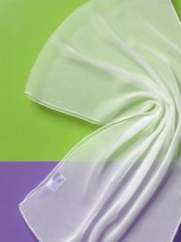 Zijden sjaals, zijde per meter