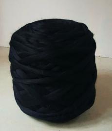 Zuid-Amerikaanse merino, zwart, vanaf 1 meter
