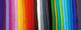 Dun naaldviltpakket assorti 7 kleuren
