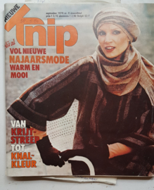 Zoldervondst: Knip, september 1976, nr 9, maandblad