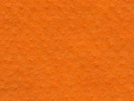 Dun naaldvilt, licht oranje, vanaf