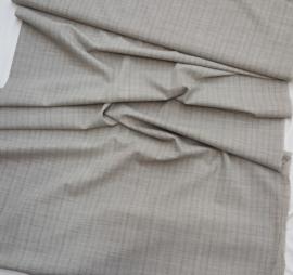 Dun lichtgrijs wolmengsel 150x513 cm (WLE)
