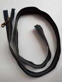 Rits-opruiming, donkergroen, 88 cm (dg4)