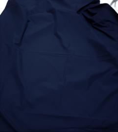Koningsblauw, dun waterafstotend, 150x104 cm