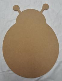 MDF lieveheersbeestje
