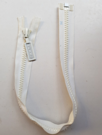 Rits-opruiming, wit, 50 cm (wt3)