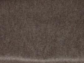 Wolvilt, bruin gemeleerd V643