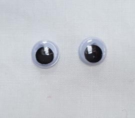 Opnaai wiebeloogjes, 8 mm