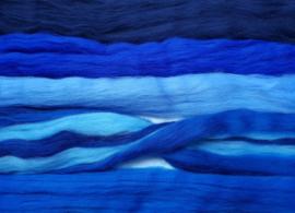 Blauw variatie, vanaf