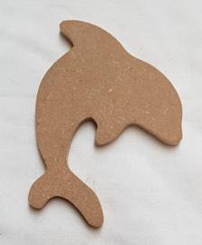 MDF dolfijn