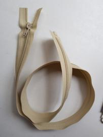 Rits-opruiming, beige, 74.5 cm (bg4)