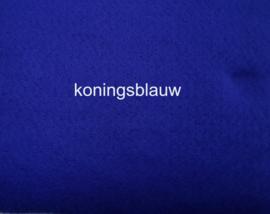Dun naaldvilt, koningsblauw, vanaf