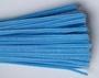 Chenilledraad, light blue, 50 cm lang