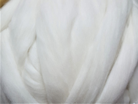 Zuid-Amerikaanse merino, sneeuwwit, vanaf 1 meter