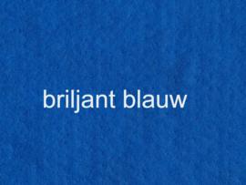 Dun naaldvilt, briljant blauw, vanaf