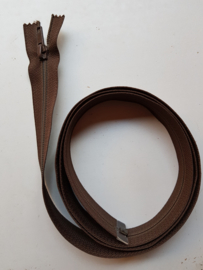 Rits-opruiming, bruin, 69,5 cm (bm4)