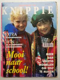 Zoldervondst: Knippie, herfstmode, 1993