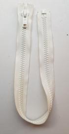 Rits-opruiming, wit 55 cm (WG3)