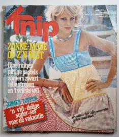 Zoldervondst: Knip, april 1977, nr 1, maandblad