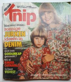 Zoldervondst: Knip, januari 1977, nr 1, maandblad