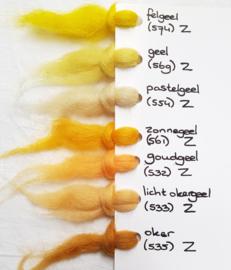 Kleurkaart geel (downloaden/bestellen)