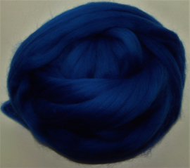 Zuid-Amerikaanse merino, middenblauw, vanaf 1 meter