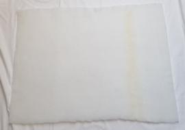 Restant stuk fiberfill ca 90x70 cm F1S