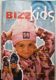 Zoldervondst: Bizz kids kinderpatronenboek herfst/winter 2003