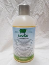 Wolwasmiddel op basis van lanoline, 1 l.