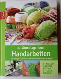 Das Grundlagenbuch Handarbeiten