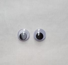 Opnaai wiebeloogjes, 10 mm
