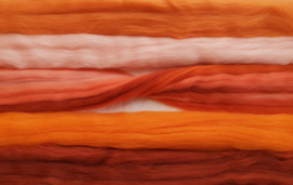 Oranje variatie, vanaf