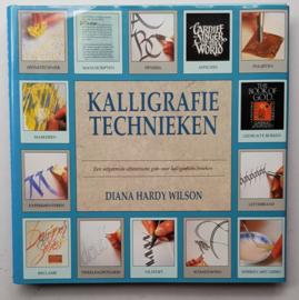 Kalligrafie technieken