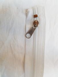 Rits-opruiming, wit, 143 cm (w22)