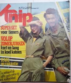 Zoldervondst: Knip, juli 1977, nr 7, maandblad