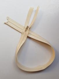 Rits-opruiming, cremewit 35 cm (cr5)