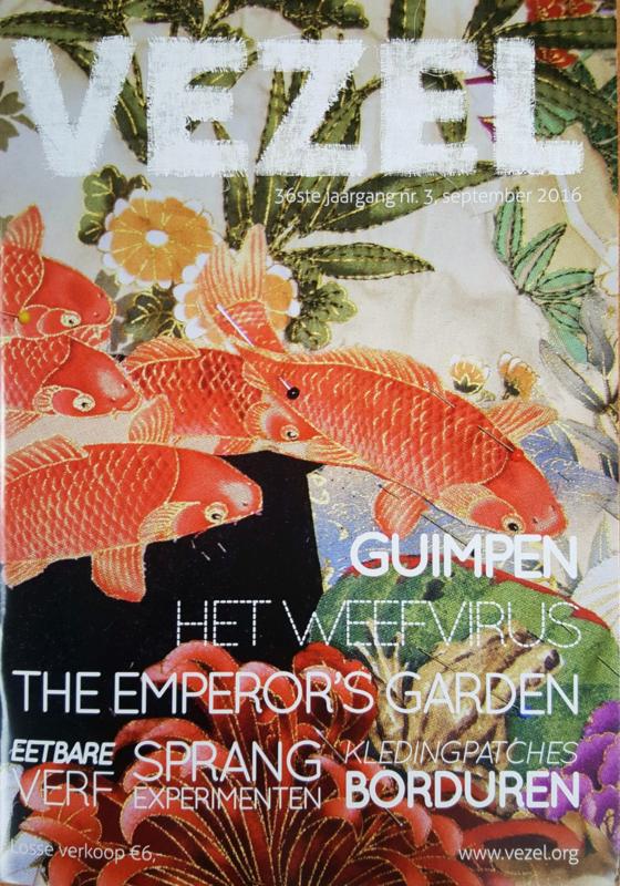 Vezel magazine nr 3, september 2016