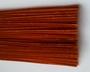 Chenilledraad, bruin, 50 cm lang
