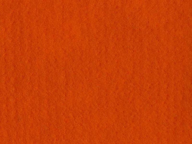 Dun naaldvilt, oranje, vanaf