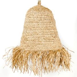 Raffia Hanglamp lefkadia