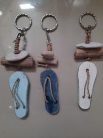 sleutelhanger slipper