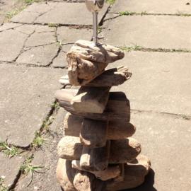 Driftwood lampenvoet